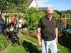 Trädgårdsvisning hos Anette & Sören Malmsten